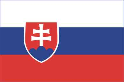 Státní vlajka Slovensko