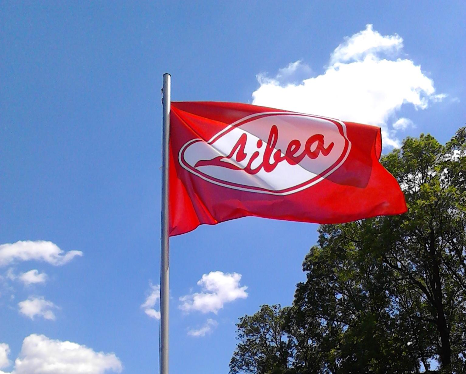 Vlajka Libea
